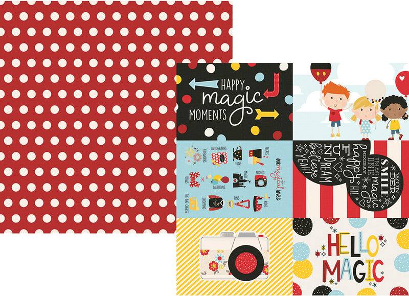 Say Cheese 4 12x12 Collection Kit