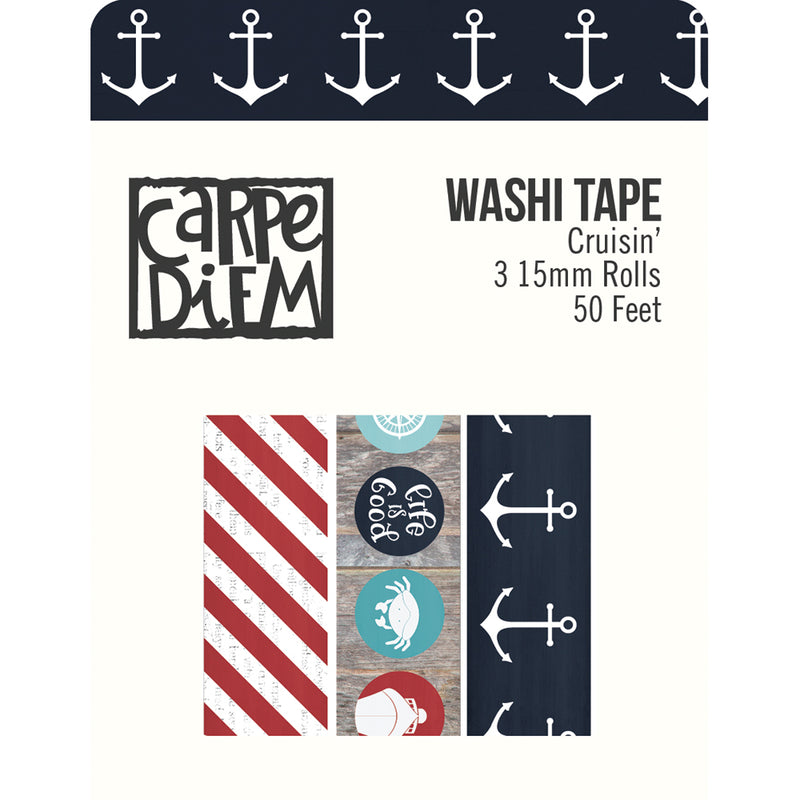 Cruisin' Washi Tape