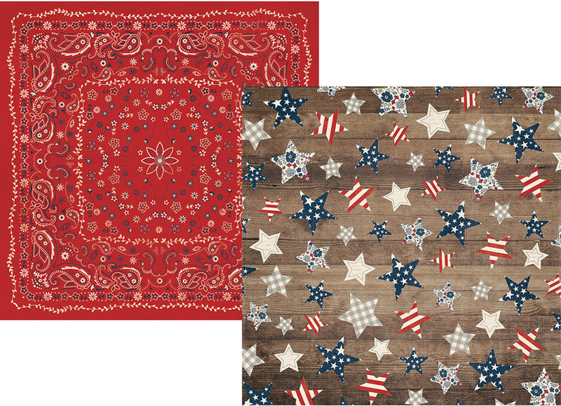 Let Freedom Ring 12x12 Collection Kit