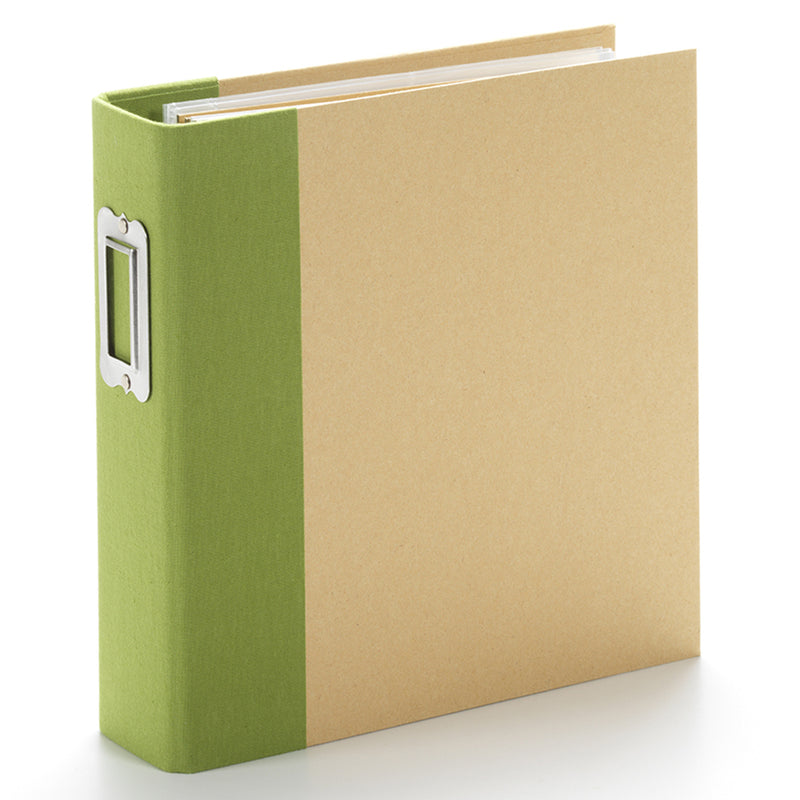 6x8 SN@P! Binder - Yellow