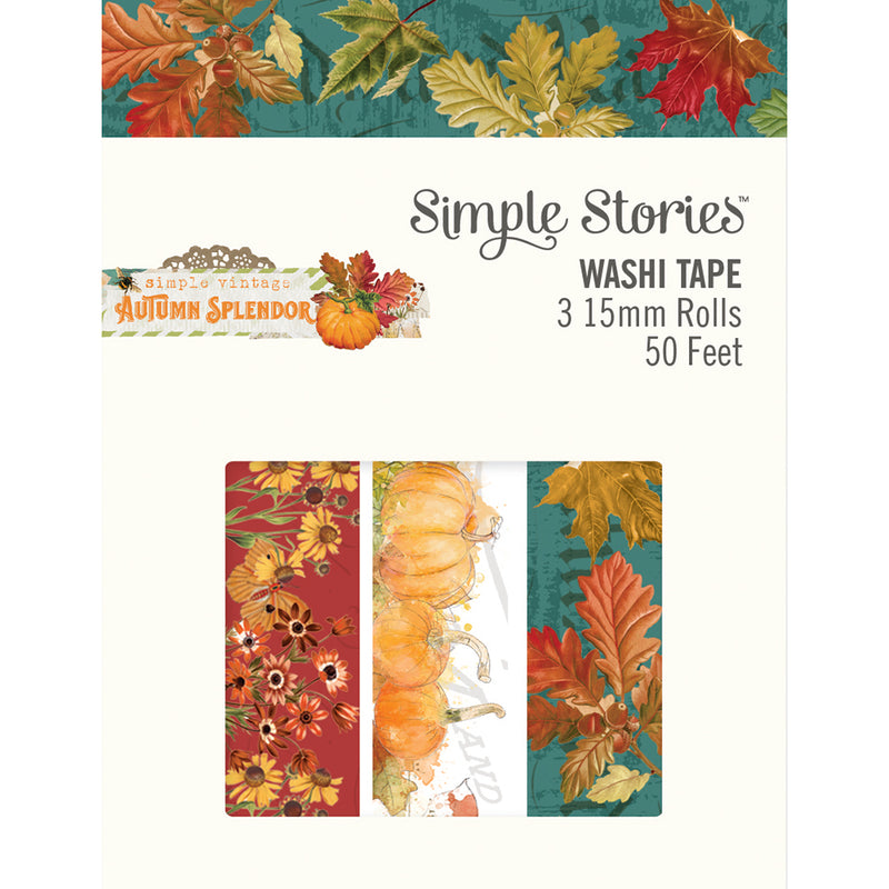 Autumn Splendor Washi Tape