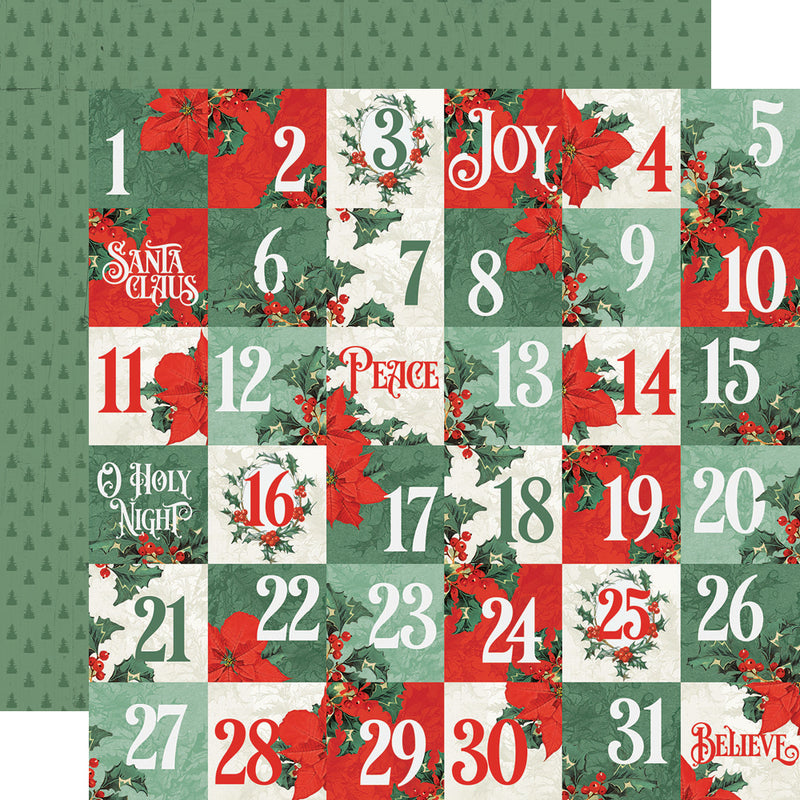 Country Christmas 12x12 Collection Kit