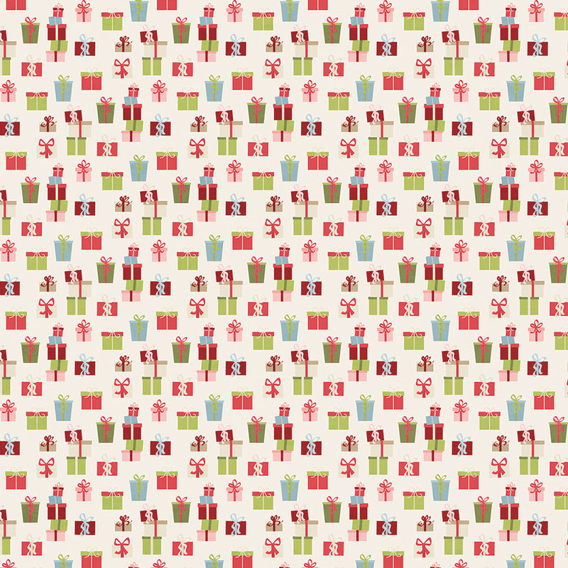 Holly Jolly 12x12 Paper - Seasons Greetings