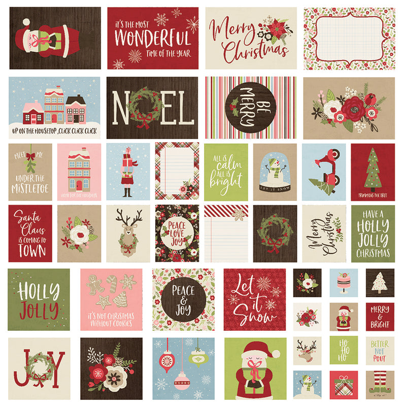 Holly Jolly SN@P! Cards