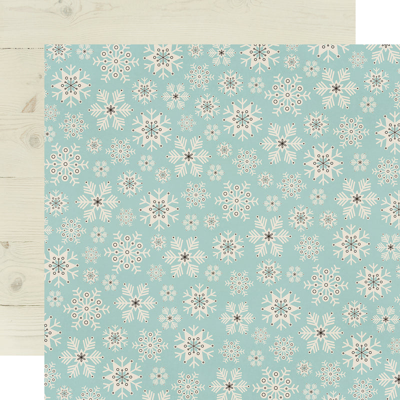 Winter Farmhouse Enamel Dots