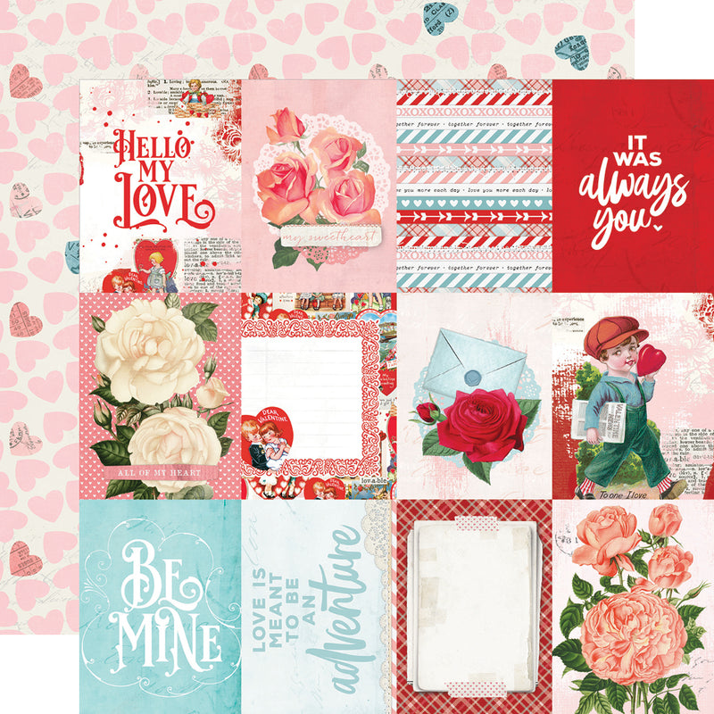Simple Vintage My Valentine Collection Kit