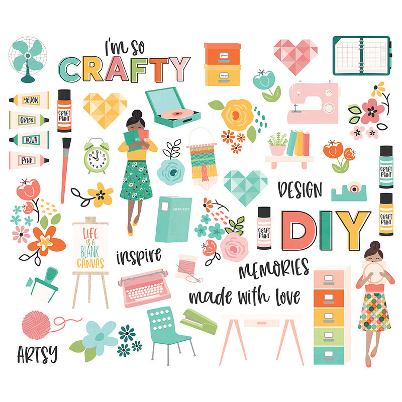 Hey, Crafty Girl! Bits & Pieces