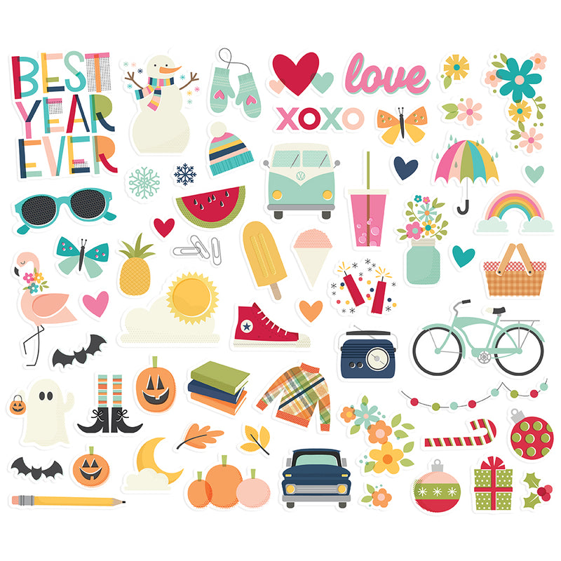 Best Year Ever Bits & Pieces
