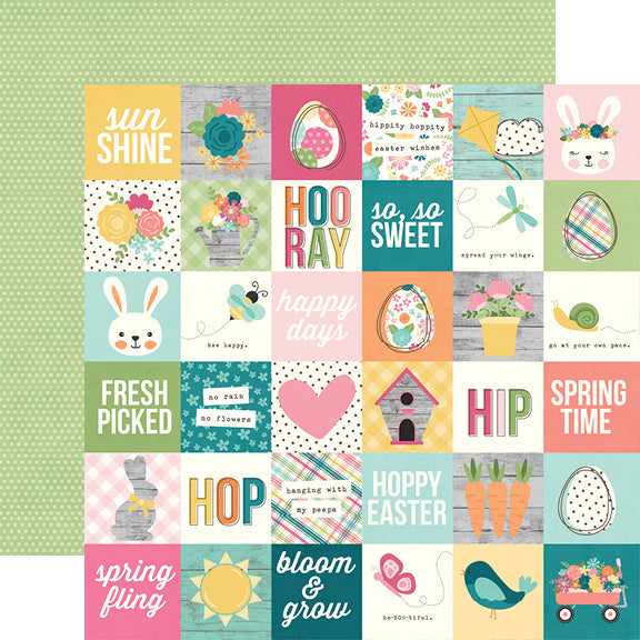 Hip Hop Hooray 12x12 Collection Kit