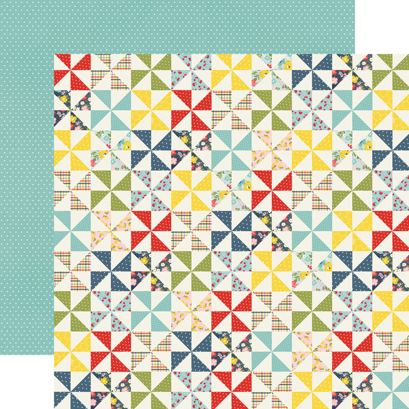 Summer Farmhouse 12x12 Collection Kit