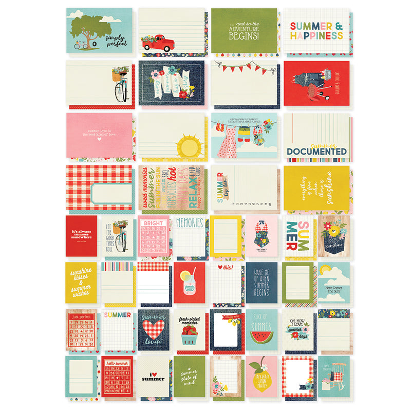 Summer Farmhouse SN@P! Cards