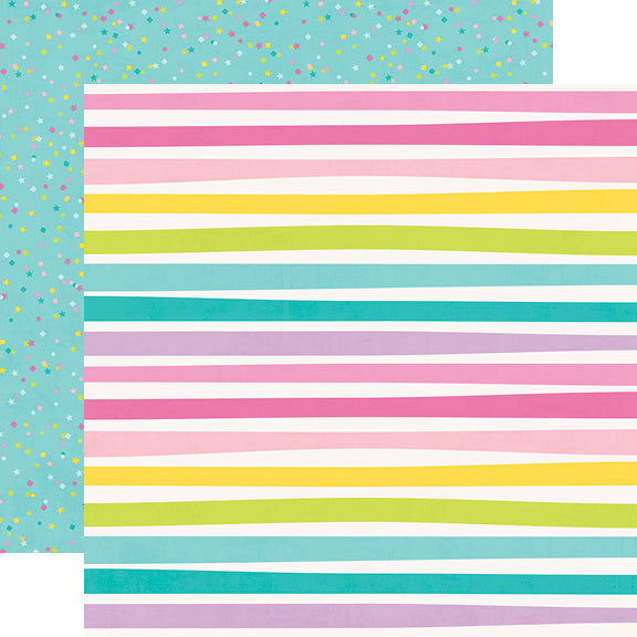 Magical Birthday 12x12 Paper - Let's Party