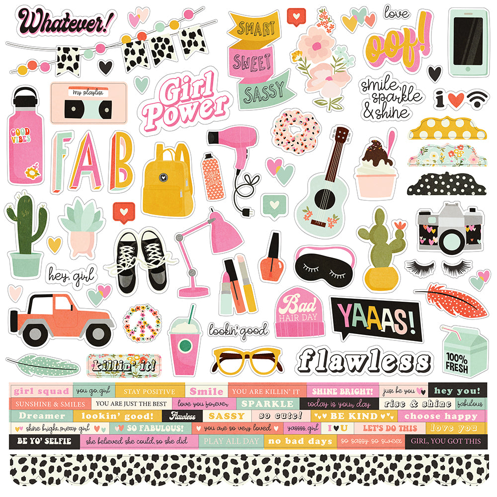 Kate & Ash 12x12 Collection Kit