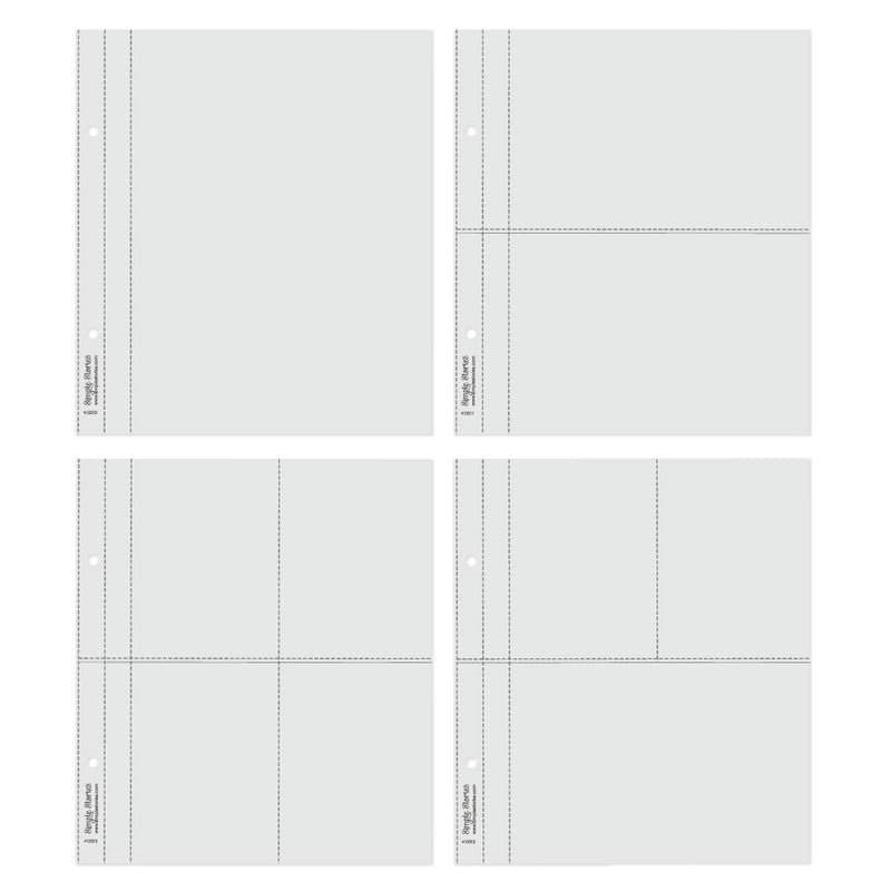 2x8/4x4 SN@P! Pocket Pages