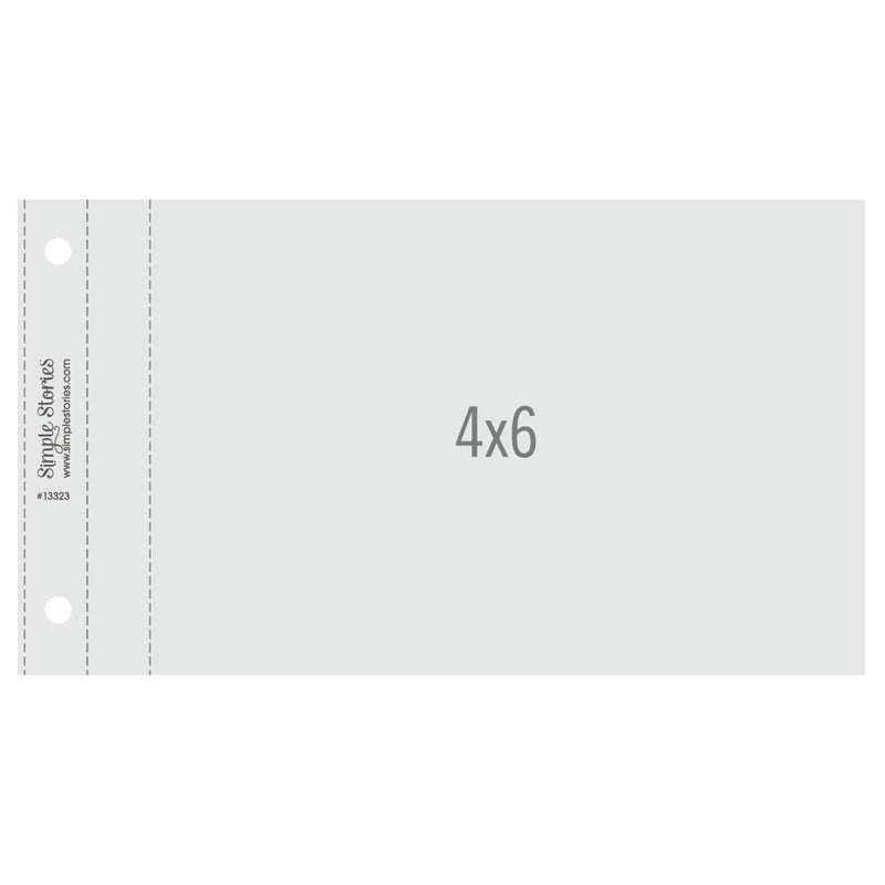 4x6 SN@P! Flipbook Pages - 4x6 Pack Refills