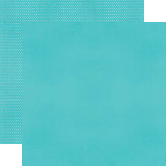 Color Vibe 12x12 Textured Cardstock - Teal