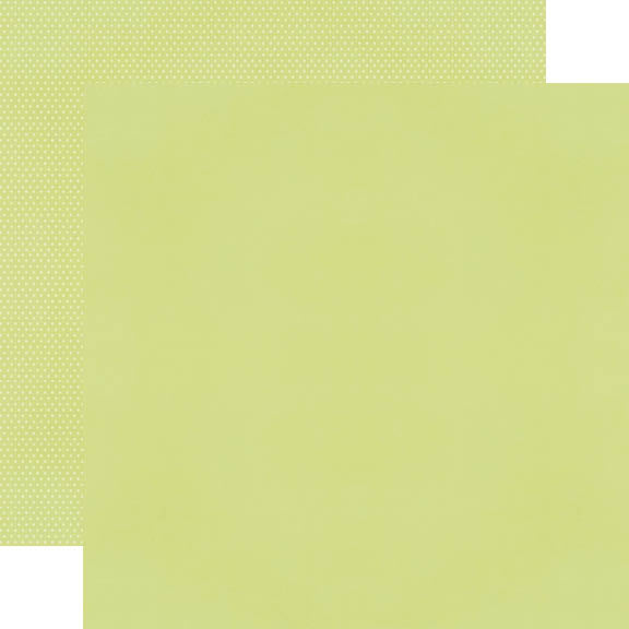 Color Vibe 12x12 Textured Cardstock - Pear