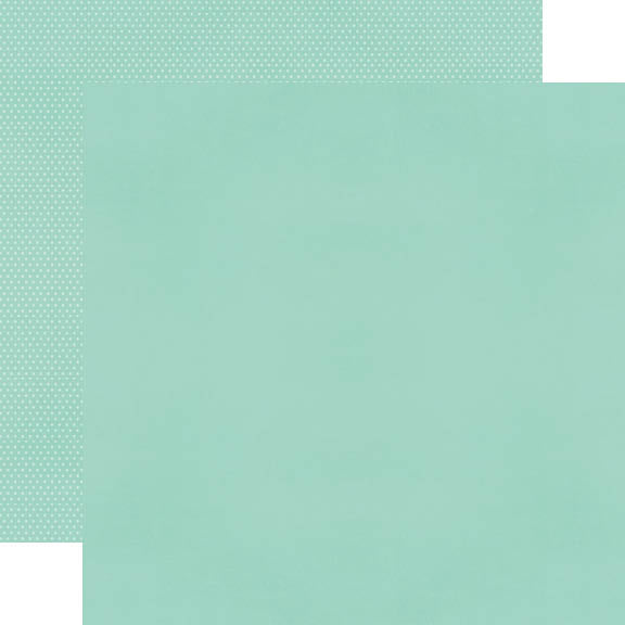 Color Vibe 12x12 Textured Cardstock - Robin's Egg