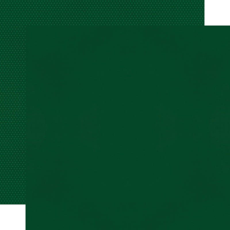 Color Vibe 12x12 Textured Cardstock - Evergreen