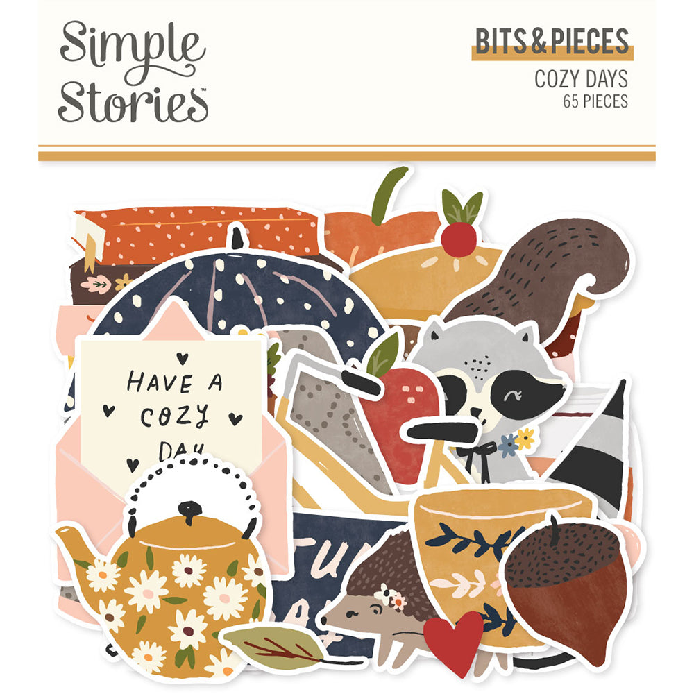 Cozy Days - Bits & Pieces