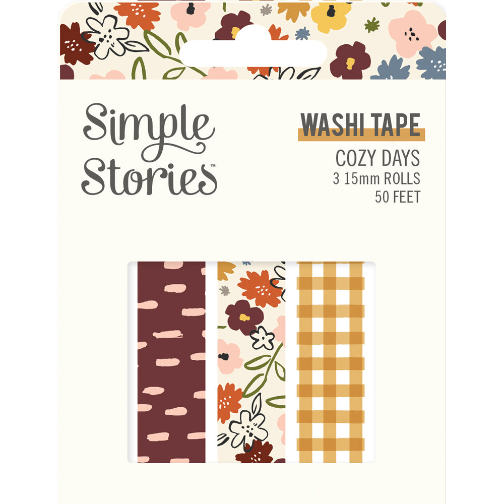 Cozy Days - Washi Tape