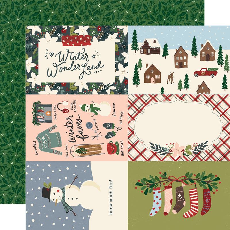 Winter Cottage - Collection Kit