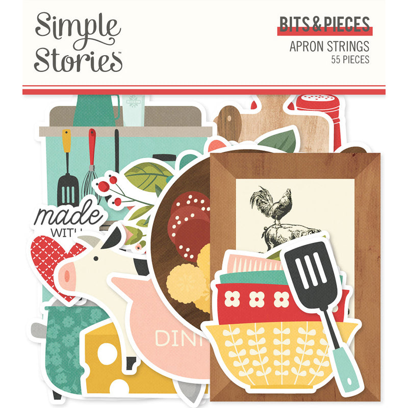 Apron Strings - Bits & Pieces