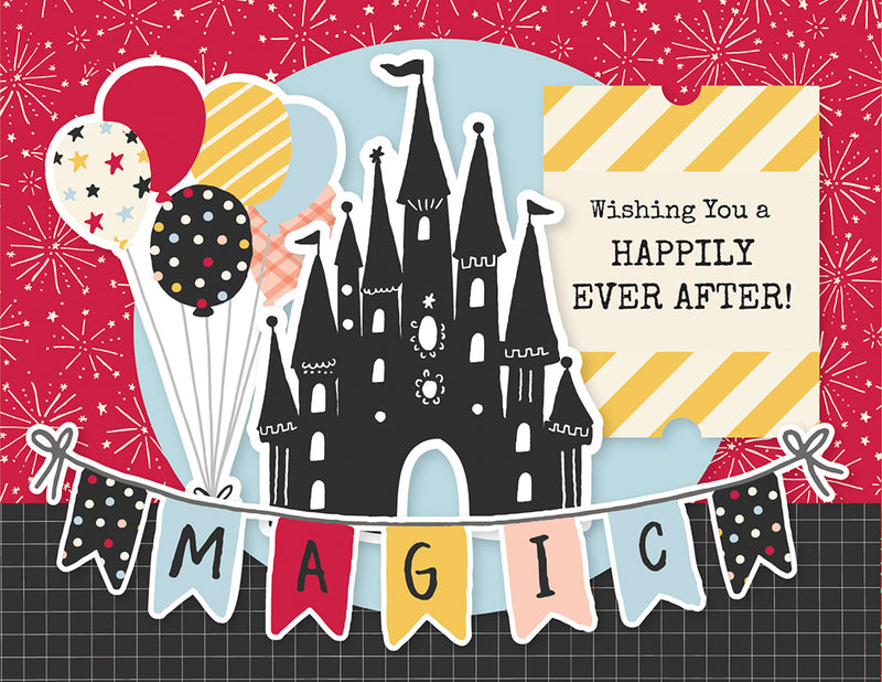 Simple Cards Card Kit - Magical Greetings