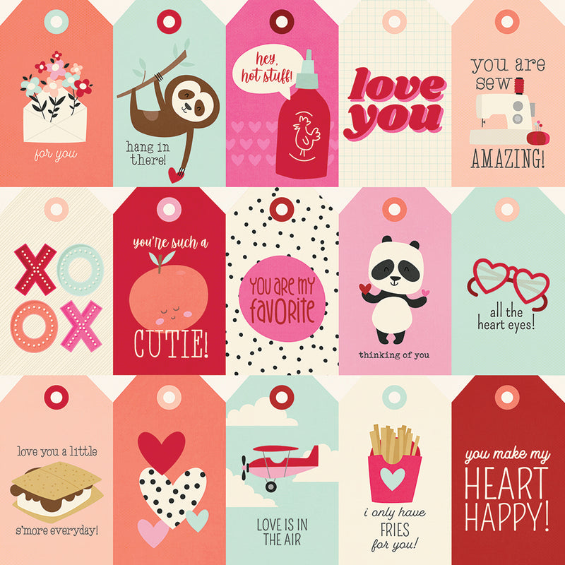 Sweet Talk - Tags