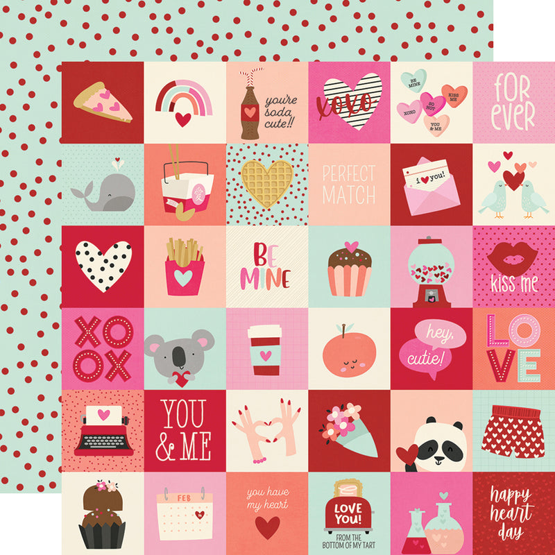 Sweet Talk 12x12 Collection Kit