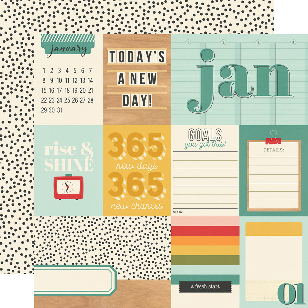 Hello Today - January