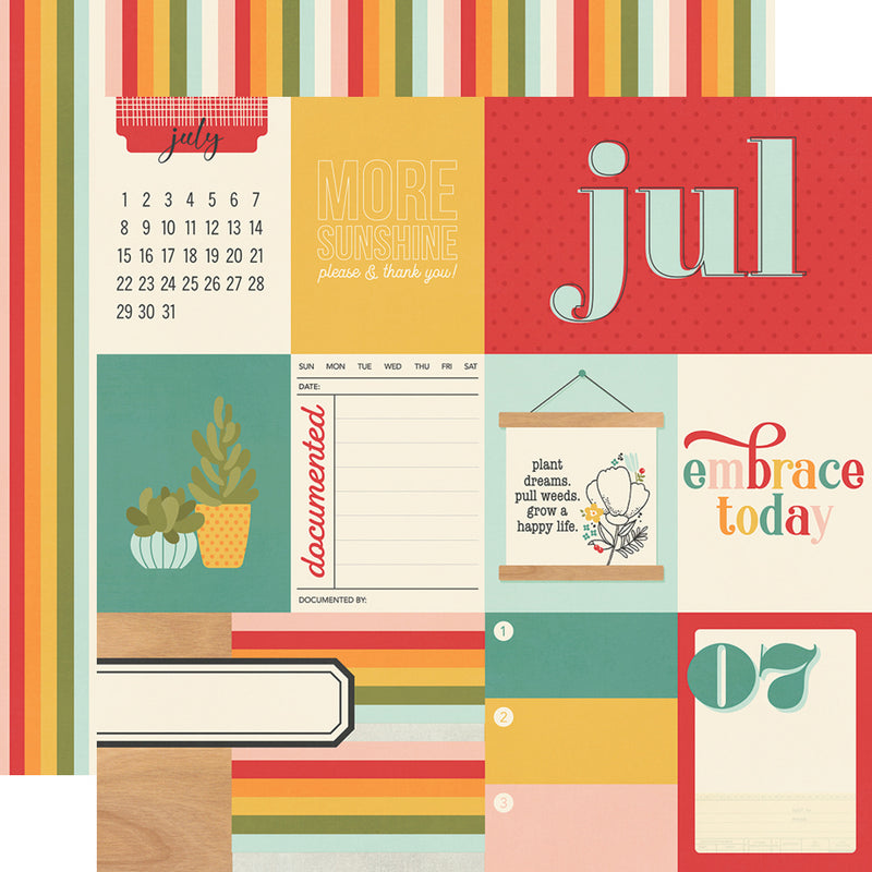 Hello Today - July