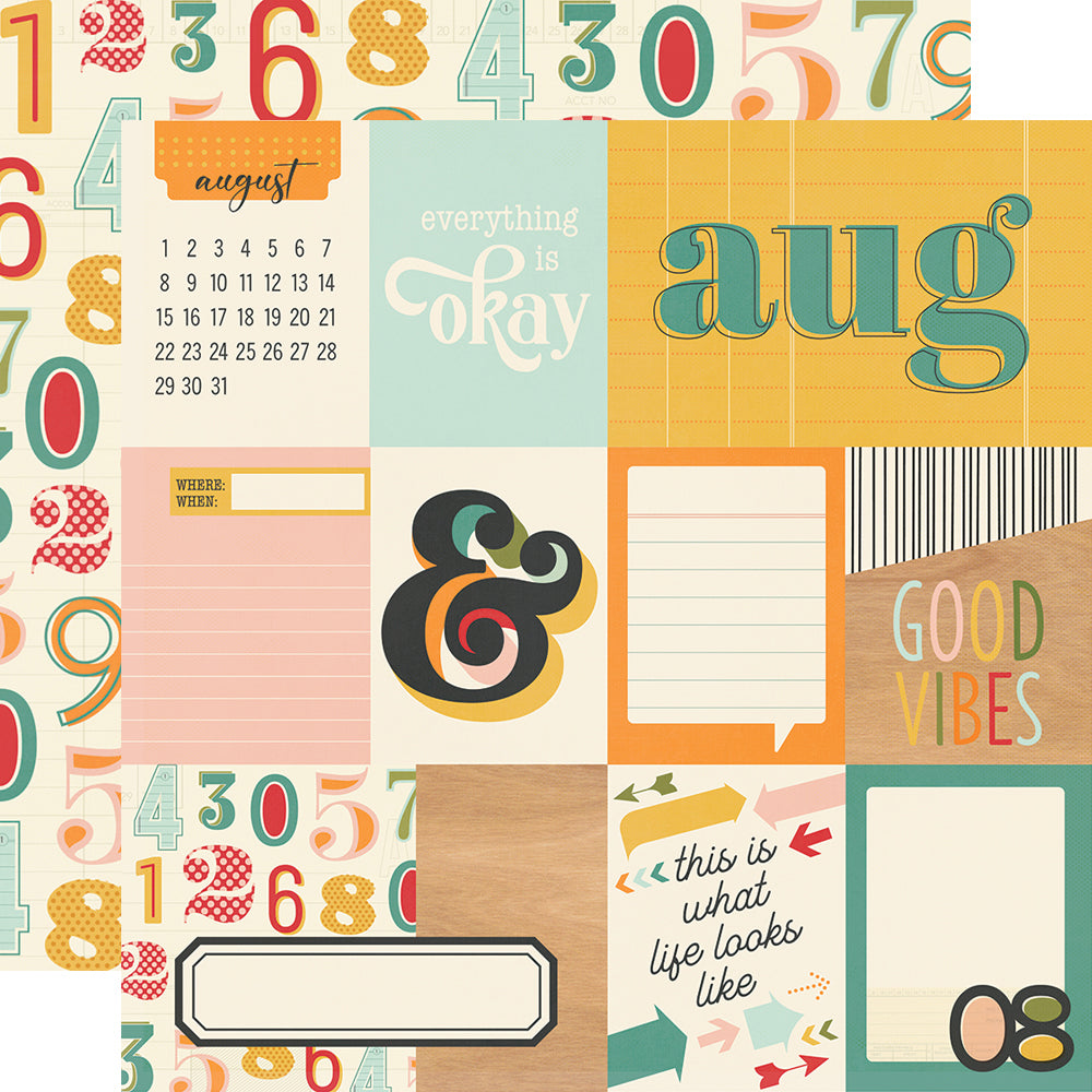 Hello Today - August