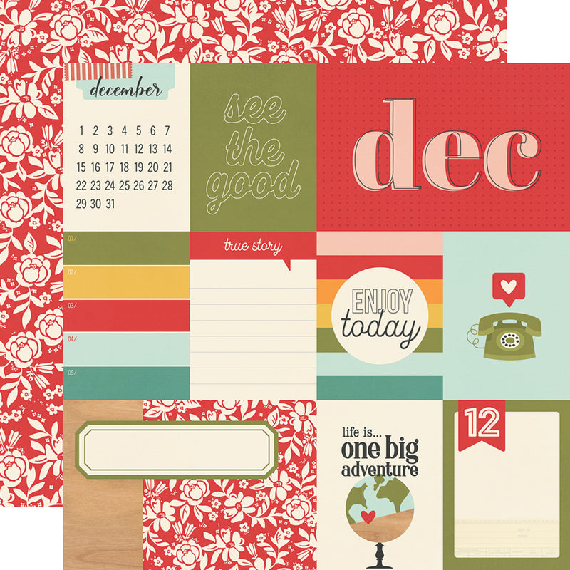 Hello Today 12x12 Collection Kit