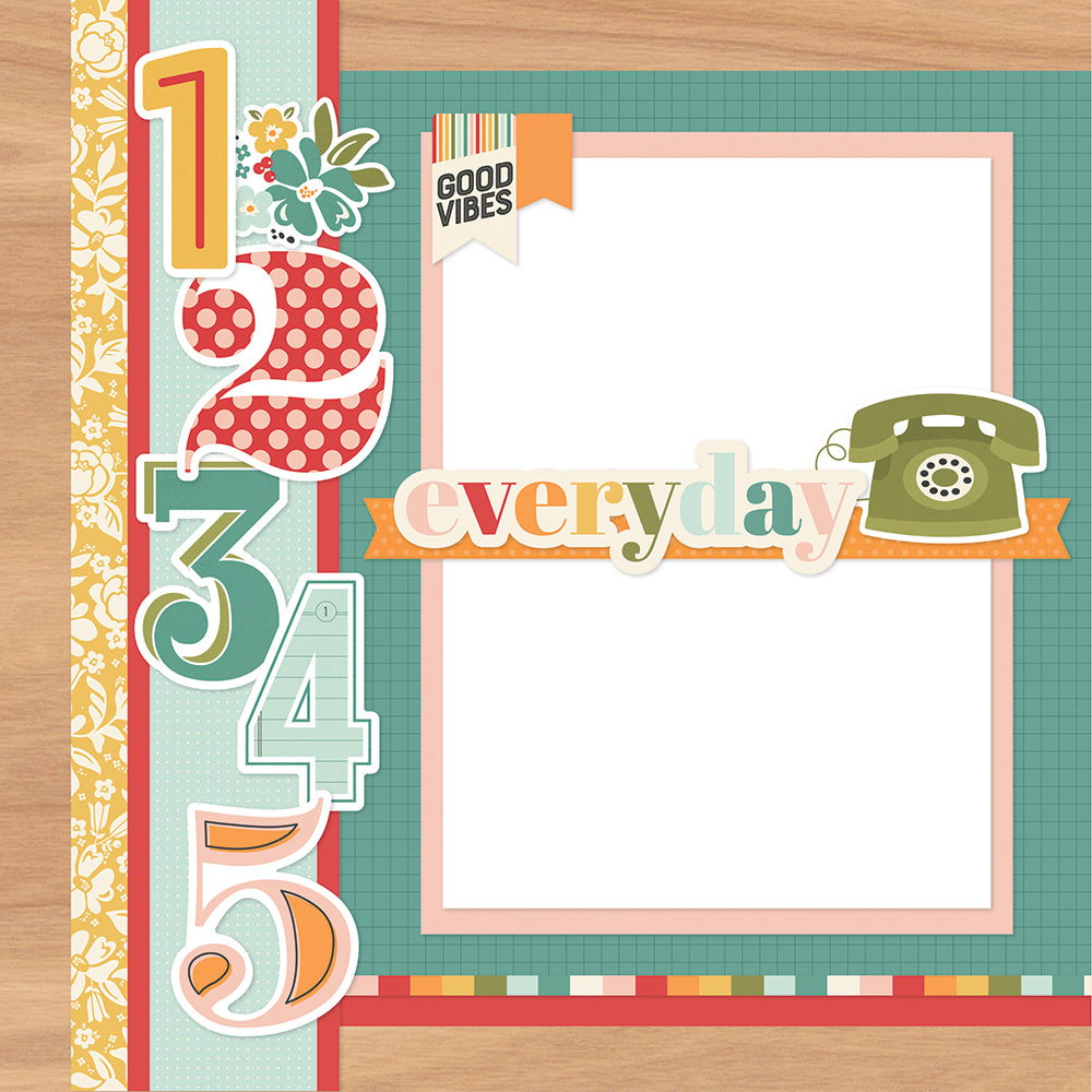 Simple Pages Page Kit - Happy Together