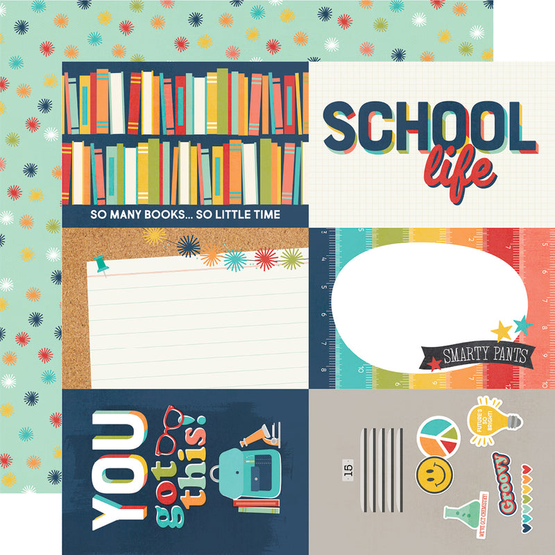 School Life - Collection Kit