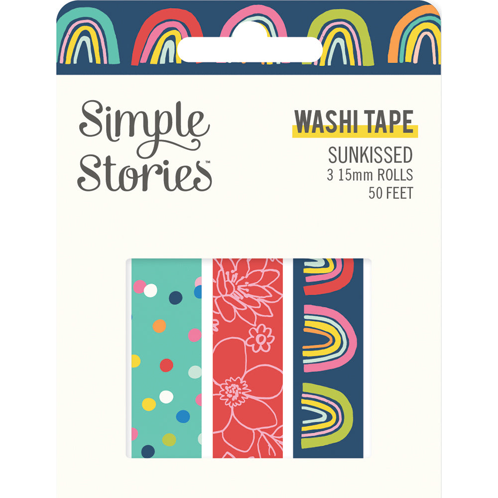 Sunkissed - Washi Tape