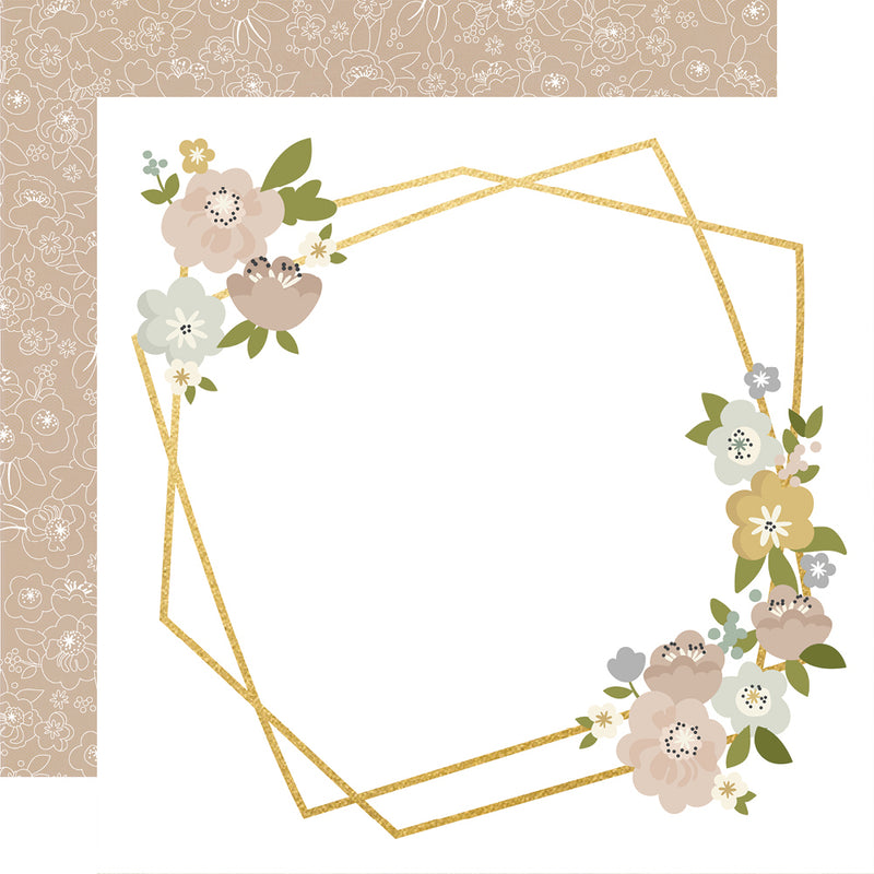 Happily Ever After - Chipboard Frames