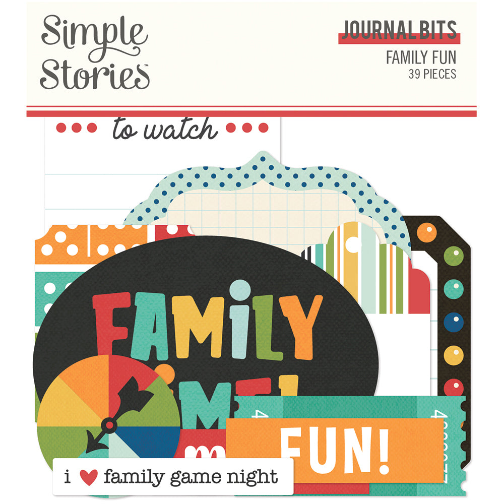 Family Fun - Journal Bits