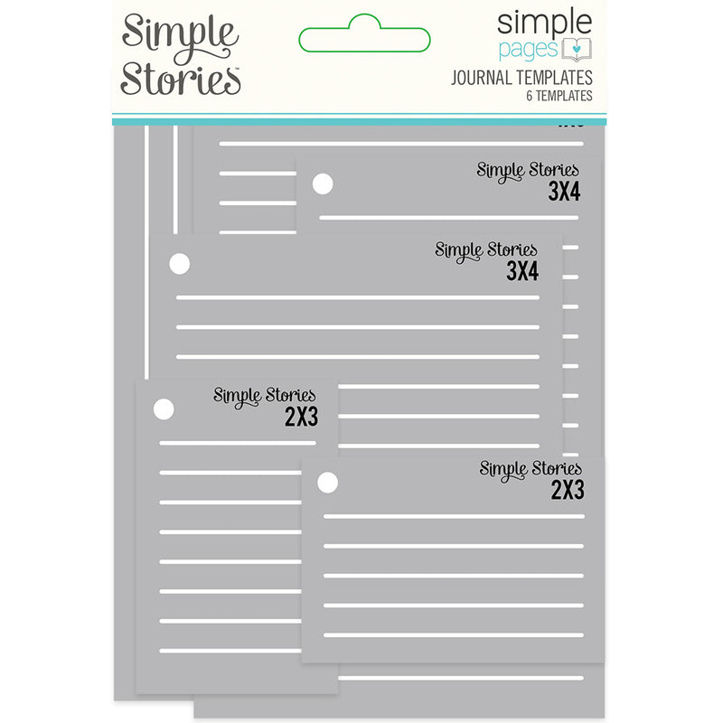 Simple Pages Journal Templates