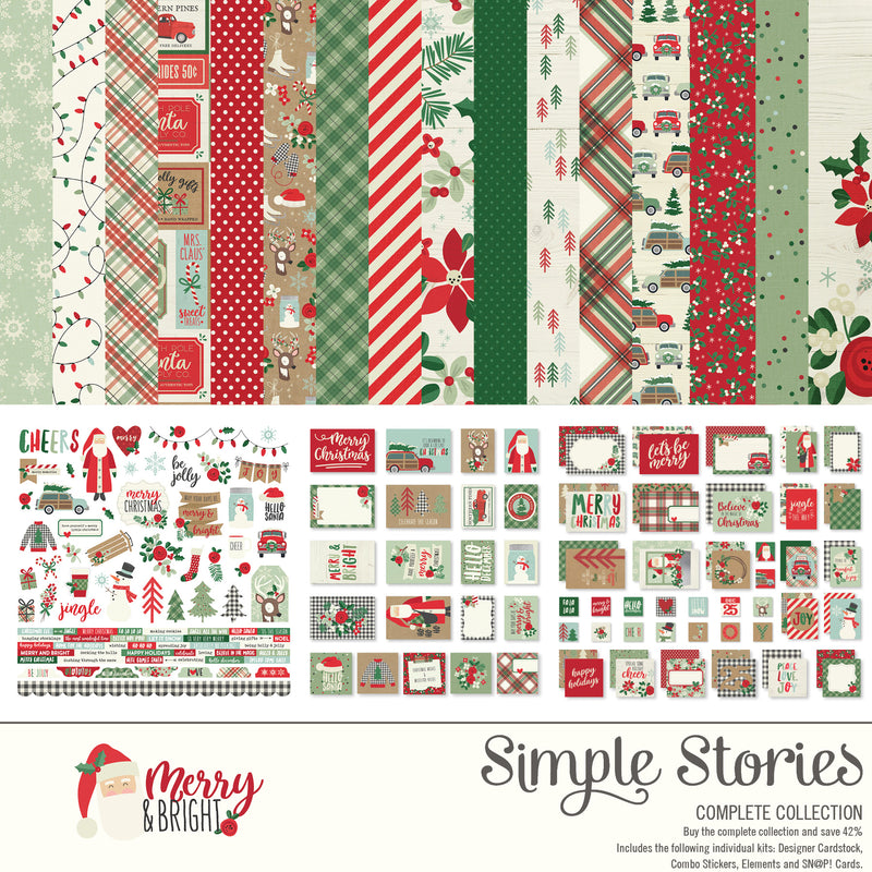 Merry & Bright Digital Collection Kit