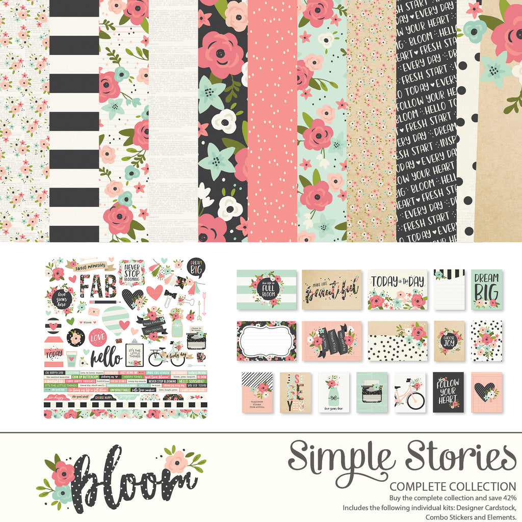 Bloom Digital Simple Set