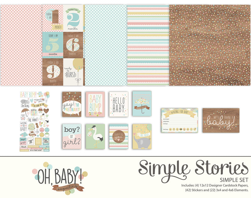 Oh, Baby Digital Collection Kit