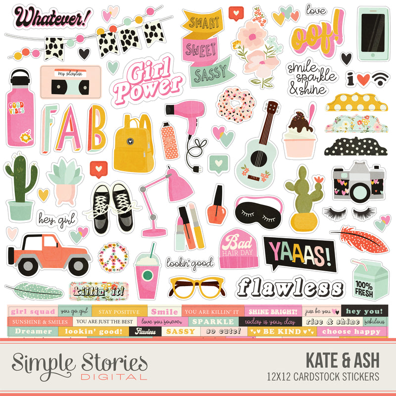 Kate & Ash Digital Bits Bundle