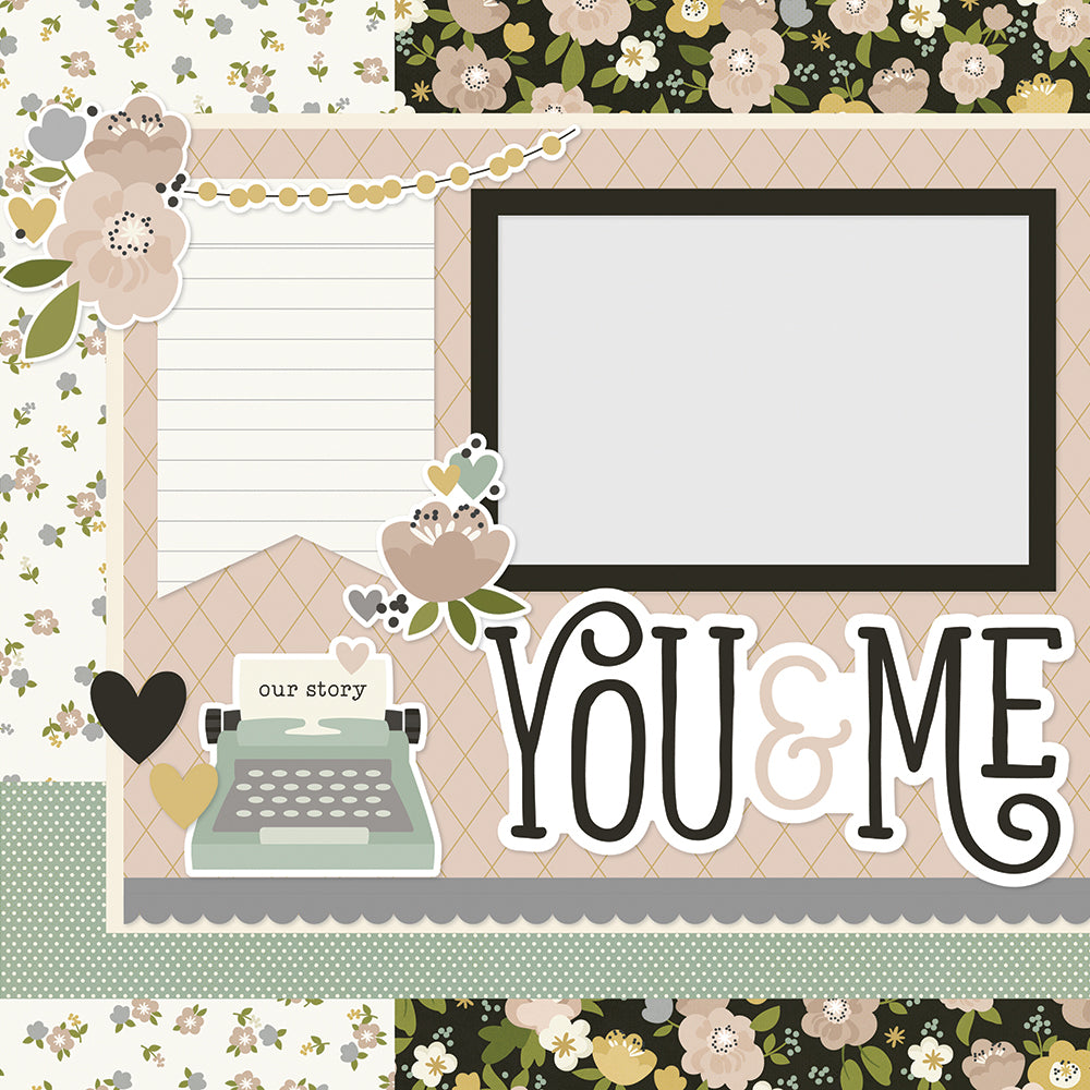Simple Pages Page Kit - You & Me