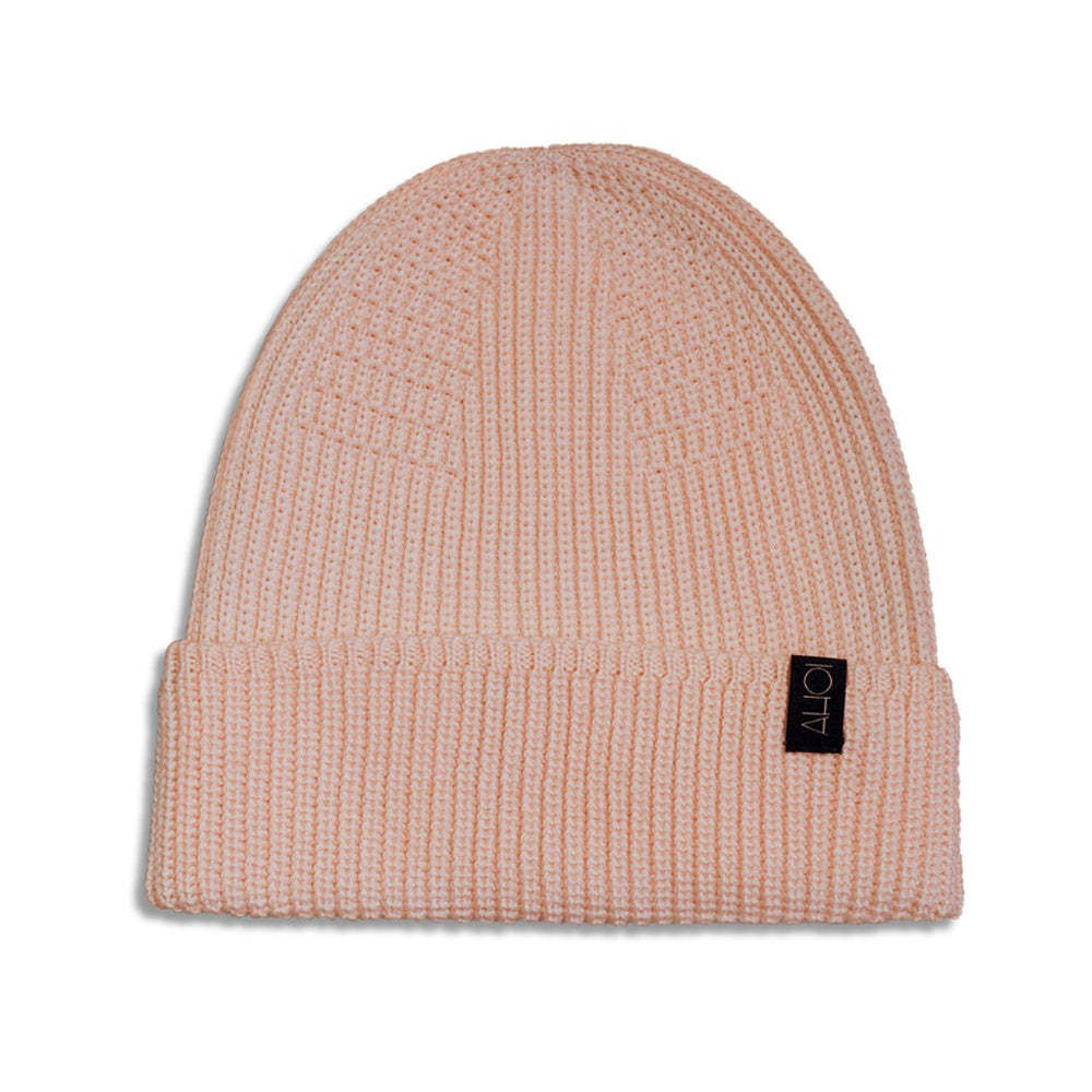 Load image into Gallery viewer, AHOI AHOI BEANIE - soft pink