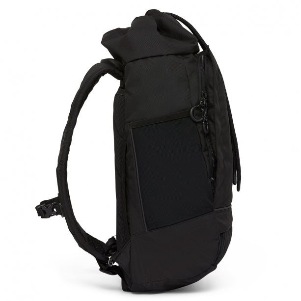 BLOK MEDIUM BACKPACK - Rooted Black