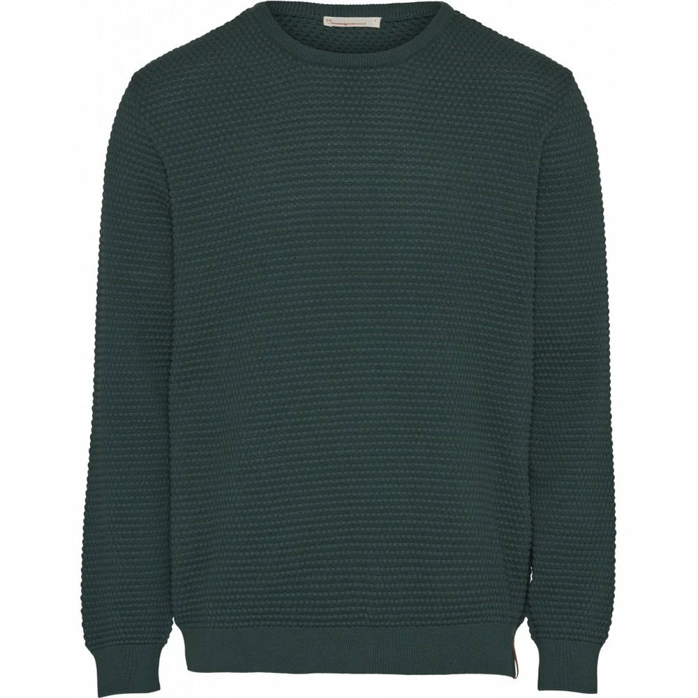 Sailor Pattern Knit - GOTS/Vegan - Bistro Green