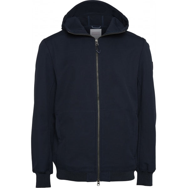 Soft shell jacket - GRS/Vegan - Total Eclipse