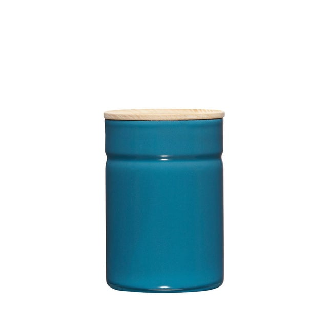 Load image into Gallery viewer, DRY FOOD STORAGE CONTAINER Ø8 - SILENT BLUE